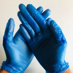 Vinyl Gloves (100 Pairs per box)