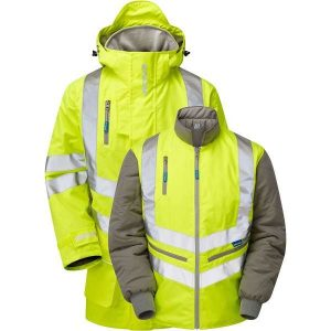Pulsar Hi Vis 7 In 1 Storm Coat (P487)