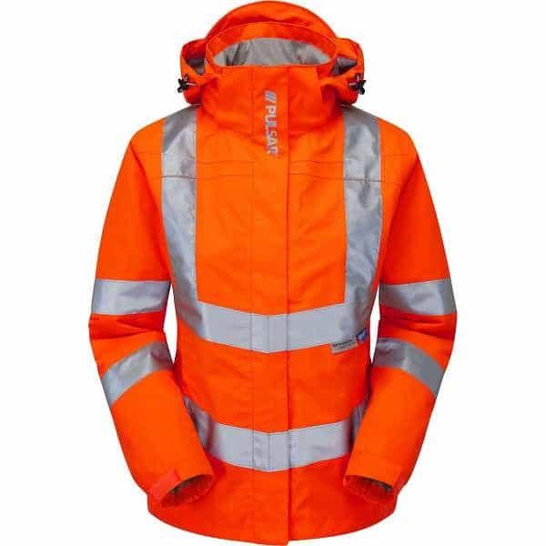 PULSAR Ladies Rail Spec Storm Coat (PR705) - 18