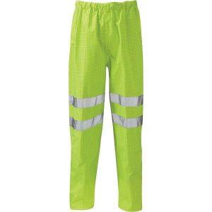 Hydra Flame Hi Vis Hydra Matrix Fuji EN471 FR Anti Static Over Trousers