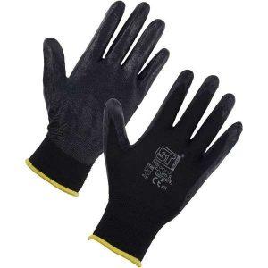 Black Nitrile Glove (Nitrotouch) - 7/S