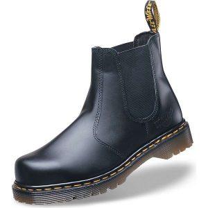 Dr Martens Icon Black Dealer Safety Boot