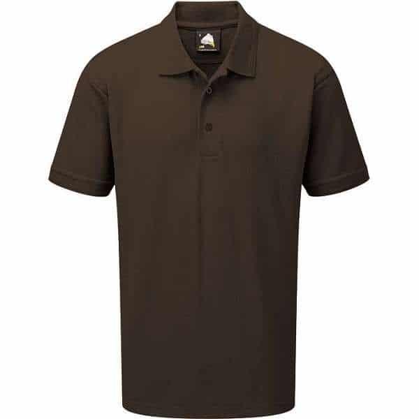 Eagle Premium 220gsm Polo Shirt - 2XL, black