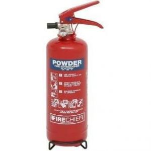 Firechief XTR 2kg Powder Fire Extinguisher (FXP2)