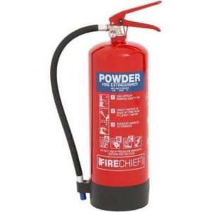 Firechief XTR 6kg Powder Fire Extinguisher (FXP6)