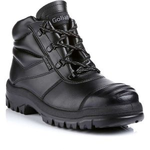 Goliath Heavy Industrial Chukka Boot (EL170DDR) - 10, black