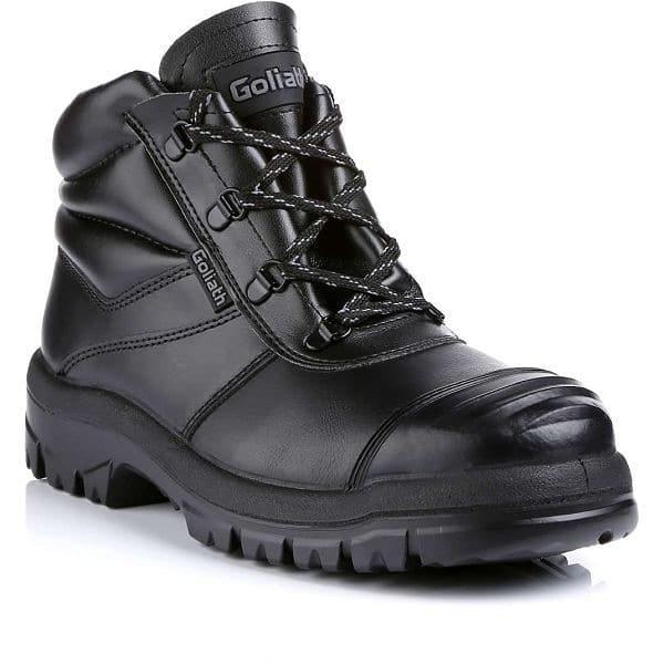 Goliath Heavy Industrial Chukka Boot (EL170DDR) - 10, black