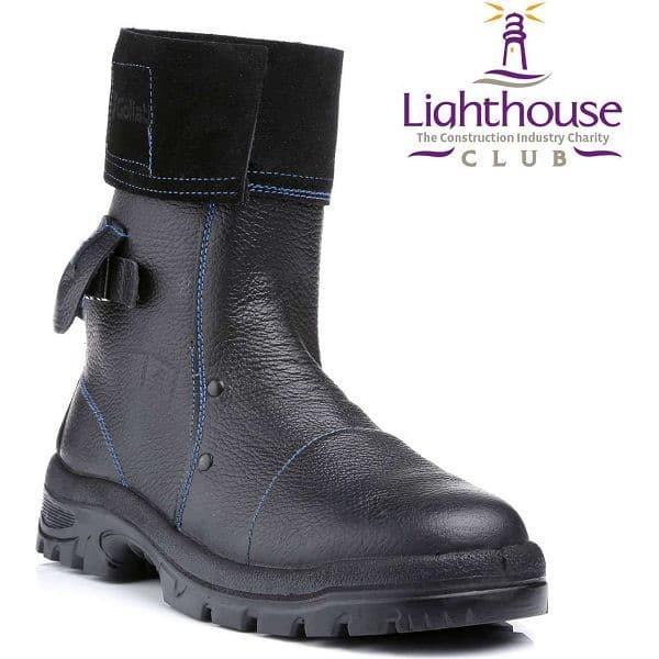 Goliath Mid Blast Calf Length Foundry Boot (HM2005WSi)
