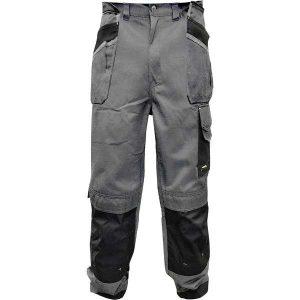Grey/Black Cordura Multi-Tool Combat Trouser