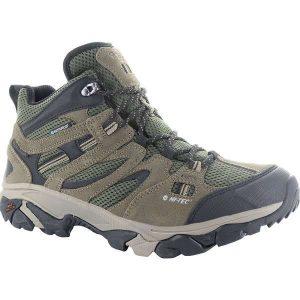 Hi-Tec Ravus Vent Taupe Mid Waterproof Boots