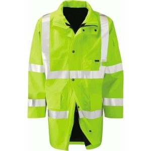 Hi Vis Amazon Gore-Tex Jacket - 2XL, Yellow
