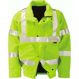 Hi Vis Colorado Gore-Tex Bomber Jacket - 2XL, Yellow