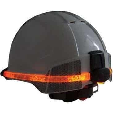JSP VisiLite Multi: EVO2/3/5 Safety Helmet Light