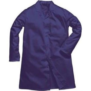 Men's Food Coat - 2XL, Navy