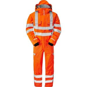 Pulsar Rail Spec Foul Weather Coverall (PR505) - 2XL, Orange