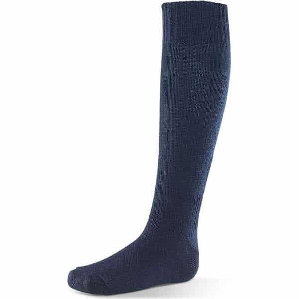 Sea Boot Socks - Navy, 6-8