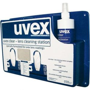 Uvex Complete Cleaning Station