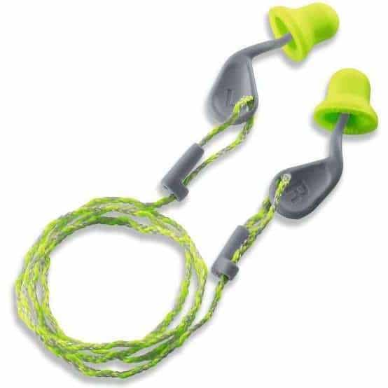 Uvex Xact-Fit Corded Ear Plug (Box of 50)