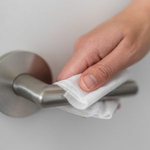 MED510-Antibacterial Wipes