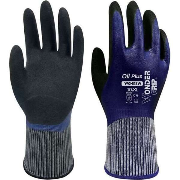 Wonder Grip Oil Plus Glove WG518 - S
