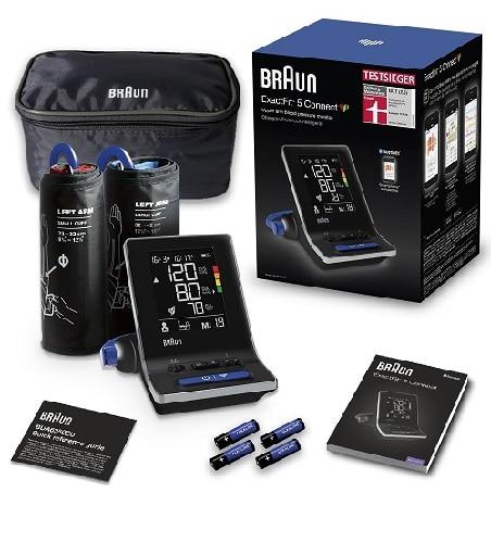 BRAUN EXACTFIT SMART UPPER ARM BP MONITOR BUA6350EU