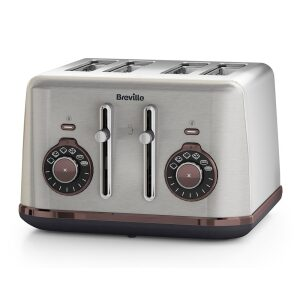 BREVILLE SELECTA COLLECTION 4 SLICE TOASTER