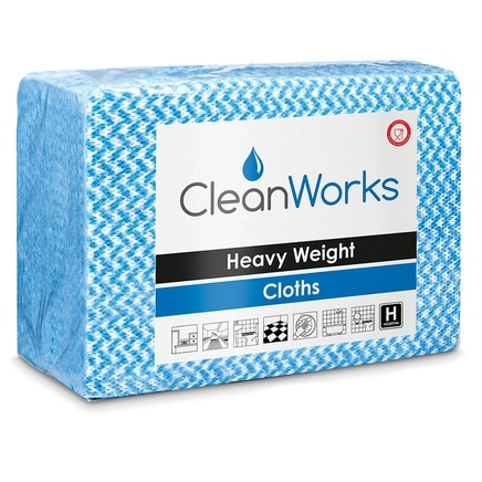 CleanWorks Heavy Weight Hygiene Cloth