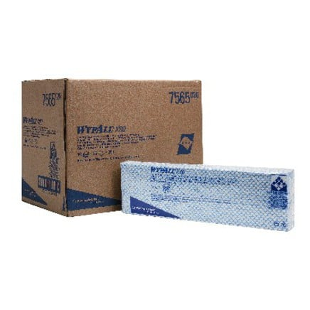7565 WypAll X80 Cleaning Hydroknit Cloths