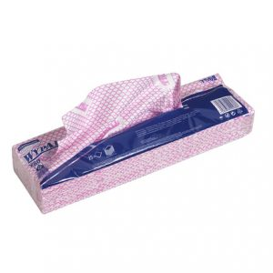 7568 Wypall X80 Cleaning Cloths - Interfold