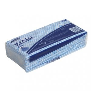 7441 Wypall X50 Cleaning Cloths - Interfold
