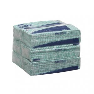 7442 Wypall X50 Cleaning Cloths - Interfold