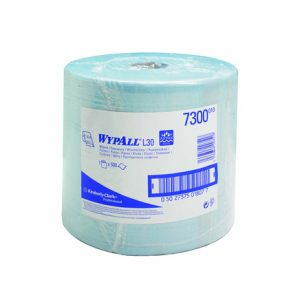 7300 WypAll® L20 Extra+ Large Roll Wiper