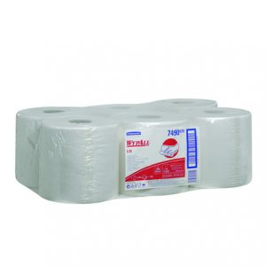 7490 WypAll® L10 Extra Wiper Roll Control