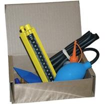 Drain Test Kit - U Gauge & Accessories