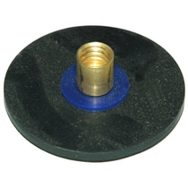 "6"" Plunger for Universal Poly Rods"