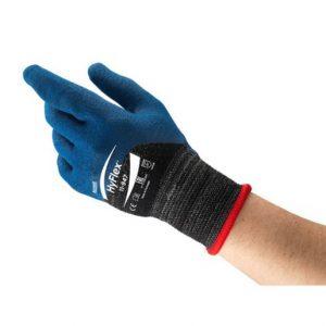 N3500 Nitrotough Gloves 3/4 Nitrile Coating