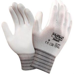 Ansell 11-600 Hyflex PU Palm Coated Glove