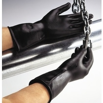Heavy Duty Natural Rubber Glove