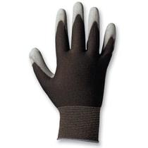 Poly Black PU Coated Glove