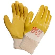Nitrotough N230Y 3/4 Dipped Nitrile Gloves