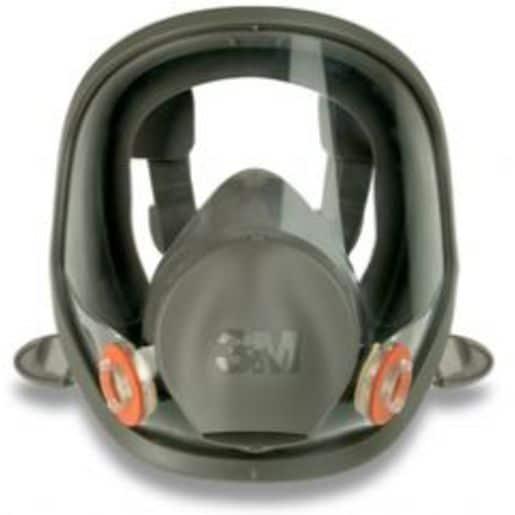 3M 6000 Series Reusable Full Face Mask