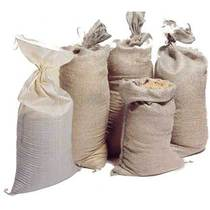 "7.5oz Hessian Sand Bag - 31"" X 13"" Unproofed"