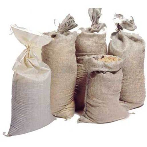 "7.5oz Hessian Sand Bag - 31"" X 13"" Rot Proofed"