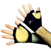 Fingerless Nylon Lycra Glove