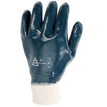 KeepSAFE Fully Coated Nitrile Glove