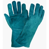 Glo15G Green Gauntlet Glove
