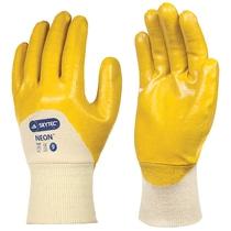 Skytec Neon Nitrile 3/4 Coated Glove
