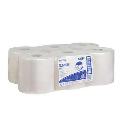 7268 WypAll® L10 Extra+ Wiper Centrefeed Roll