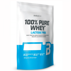 100% Pure Whey Lactose Free 1000 grams