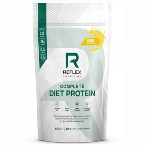 Complete Diet Protein 600 grams, (Banana/Chocolate/Vanilla Fudge)